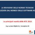 Analisi NTC 2016