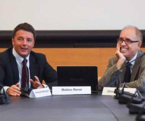 Casa Italia – Renzi al Politecnico di Milano