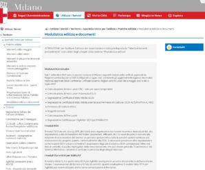 Modulistica unificata Lombardia : scatta l'obbligo dal 15 settembre